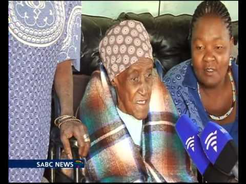 South Africa has the oldest living person in the world.