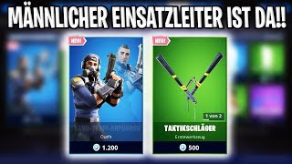 FORTNITE DAILY ITEM SHOP 13.8.19 | NEW OPERATIONS MANAGER SKIN IS HERE!!