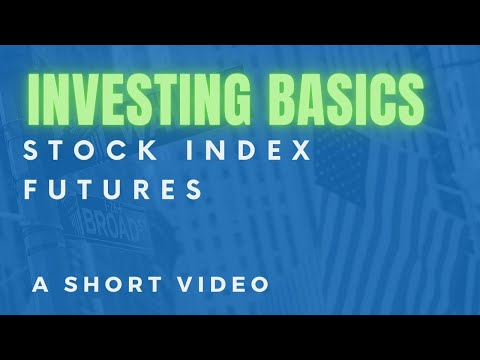 Stock Index Futures Trading