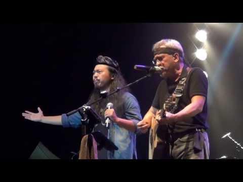 Lagu Orang Indonesia Iwan Fals & Candra Malik, Lapangan Kompas 2013