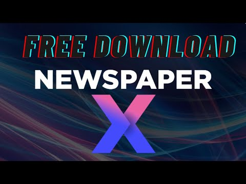 Newspaper Theme FREE Download | Best Theme For WordPress | Activate Newspaper Theme FREE - HINDI
