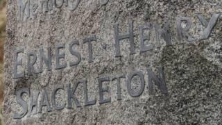 Walking in Shackleton's Footsteps