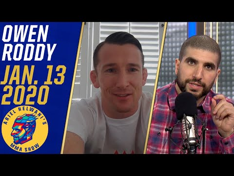Owen Roddy: Conor McGregor has more tricks than Donald Cerrone | Ariel Helwani's MMA Show