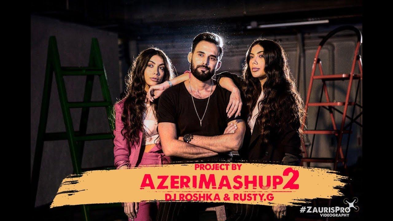 Sevil Sevinc Dj Roshka Azeri Mashup 2 Youtube