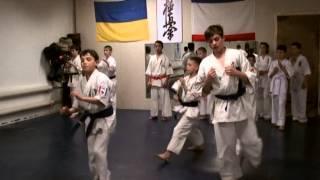 Моя будущая профессия - тренер по каратэ! - SkoolTV
