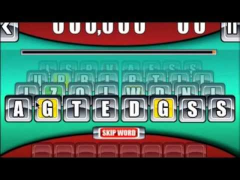 Word Star - iPhone Word Game