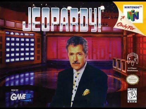 N64 Jeopardy! ORIGINAL Run Game #7