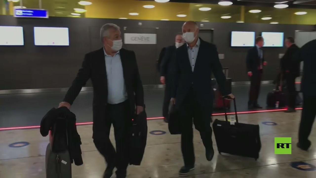 المبعوث الروسي الخاص إلى سوريا ألكسندر لافرنتييف يصل إلى جنيف  - نشر قبل 3 ساعة