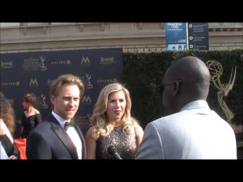 44th Annual Daytime Emmy Creative Arts Award s: Eric and Sainty Nelsen of