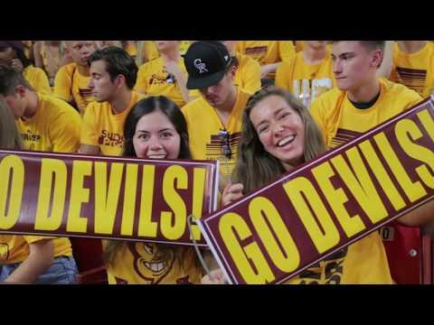Sun Devil Welcome 2017