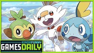 Nintendo's E3 Plans - Kinda Funny Games Daily 05.09.19