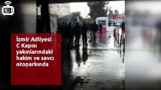 İzmir'de adliyeye bombalı saldırı düzenlendi