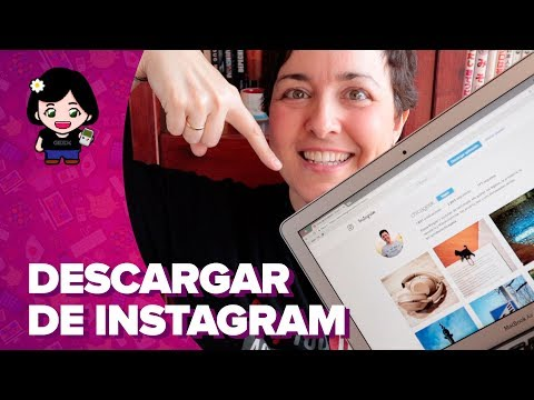 Cómo DESCARGAR fotos, vídeos y stories de INSTAGRAM | ChicaGeek