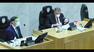 Pido disculpas si la Legislatura ofendió a alguien, dijo Jaldo, tras la polémica por las máscaras