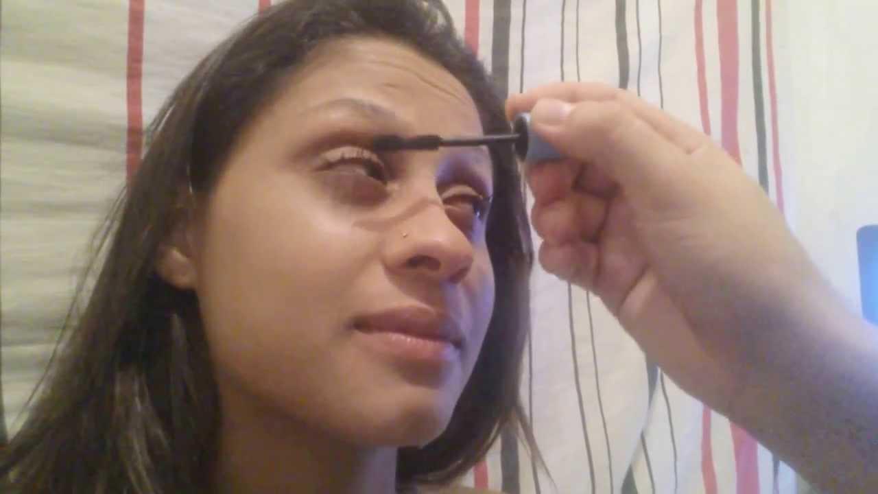 Desafio whindersson nunes maquiando a namorada youtube for Muralha e sua namorada