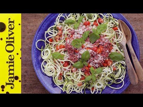 "Raw Vegan ""Spaghetti Bolognese"" | Amber Locke"