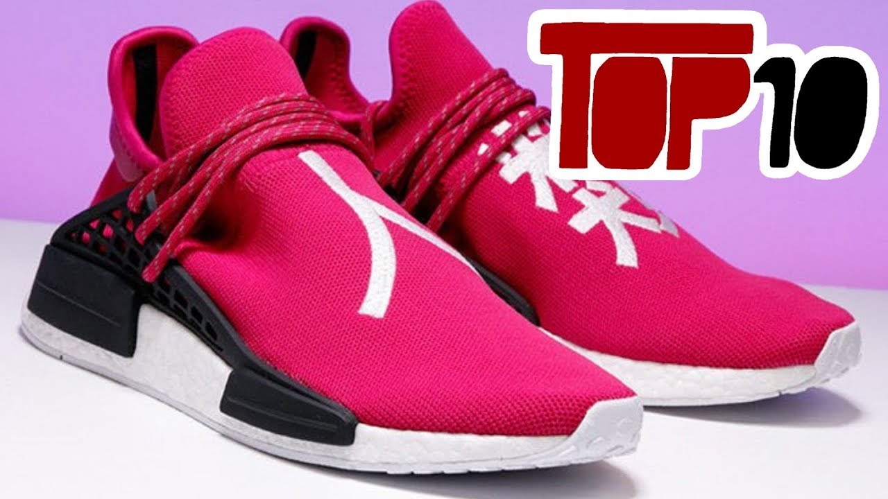 02f8c897df02ba Top 10 Adidas NMD Shoes Of 2017 - YouTube