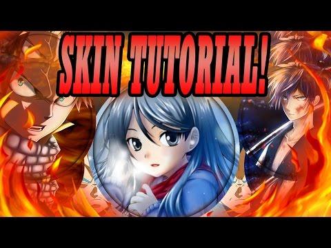 SKIN TUTORIAL! How To Make GOOD Alis.io, Gota.io Or Agar.io SKINS! Paint.net Tutorial - Yhiita