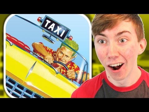 CRAZY TAXI - Part 1 (iPhone Gameplay Video)