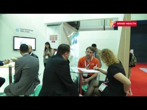Arab Health TV 2017 - Ireland Pavilion