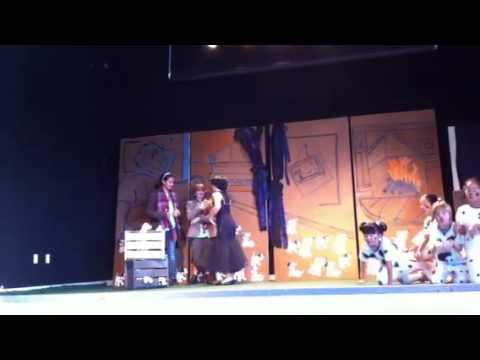 101 Dalmatians, Kids. Hualalai Academy Summer Camp, 2012.