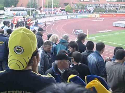 18.07.2009 Fenerbahce Istanbul Gegen 1.FC Nürnberg Vor Dem Spiel