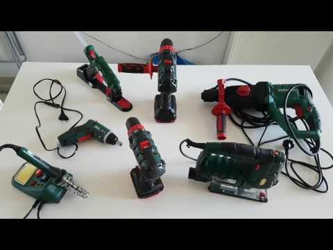 Parkside Family Tools Review Part 1 Vimoreorg