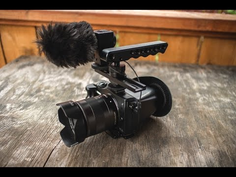 Best Video camera under $400! (Canon Eos-M rig)