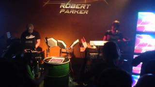 Waveshaper & Robert Parker - Flashback Future Disco Helsinki Intro