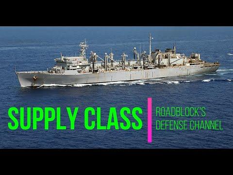 Supply Class - US Navy [05/15/2020]