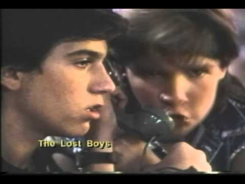 The Lost Boys 1987 Movie Trailer