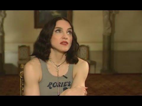 Madonna rare interview 1998