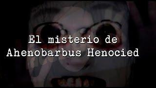 El misterio de Ahenobarbus Henocied | DrossRotzank