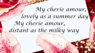My Cherie Amour by AJ Gil (with lyrics)