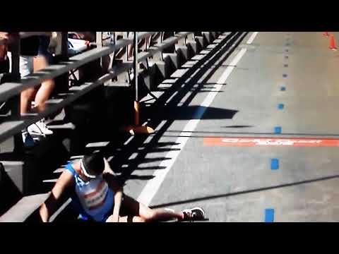 Callum Hawkins Collapses During Marathon *DRAMATIC SCENES*