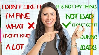 Download lagu AVOID Repeating These 5 Phrases in Daily English Conversation - Use These Alternatives