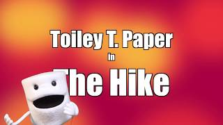 Toiley T. Paper in The Hike - 2018 Los Angeles Guild of Puppetry 48hr Puppet Film Project
