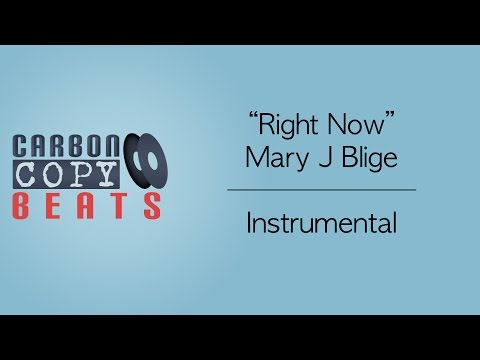Right Now - Instrumental / Karaoke (In The Style Of Mary J Blige)