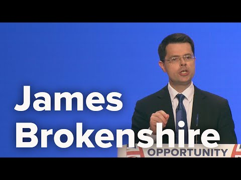 James Brokenshire, Secretary of State for Housing, Communities and Local Government - CPC18