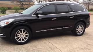 2016 Buick Enclave Leather , Leather Seats , Moonroof And Skylight , Carrollton  Irving  Dallas  Ric