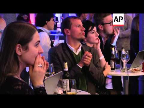 Reaction in France, Germany, Italy and Kenya to Obama victory