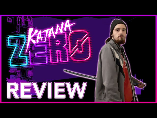 Katana ZERO REVIEW (PC) - The Synthwave Samurai Sidescroller! - Billybae10K