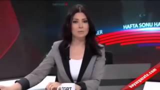 İSTANBULDA CANLI YAYINDA DEPREME YAKALANDILAR