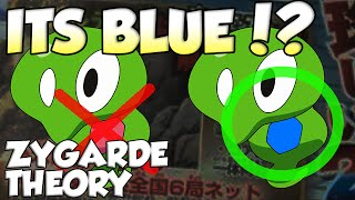 Pokemon Coro Coro News! BLUE Zygarde Core?!? Pokemon XY & Z Version and Zygarde Theory