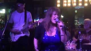 StoneyB Blues Summit 10-5-14 Michele Lundeen - Blues is a Feeling - San Diego Blues