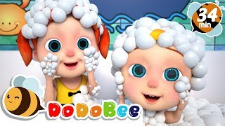 Baby Bath Time | Bath Song +More Nursery Rhymes and Kids Songs