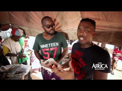 ABUJA MARKET - Africa on a Plate ABUJA | The Africa Channel Clip