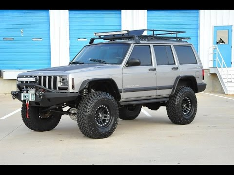 Davis Autosports Lifted Stage 4 Cherokee Xj Sport For