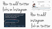 How to addchange a link in your twitter bio youtube 342 ccuart Images