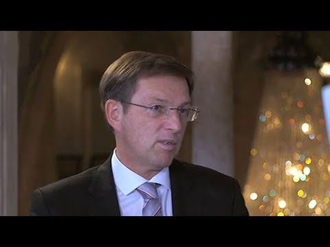 CGTN interviews Slovenian Prime Minister Miro Cerar